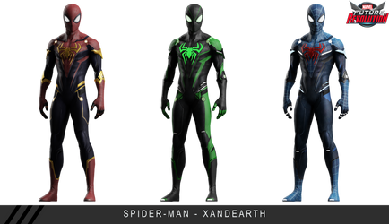 Spider-Man - Xandearth