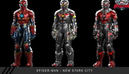 Spider-Man - New Stark City