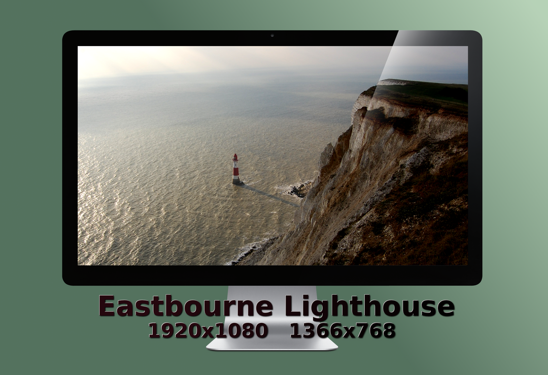 Lighthouse Wallpaper by miguelsanchez666
