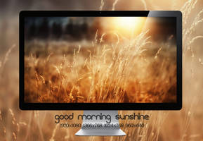 Good Morning Sunshine by miguelsanchez666