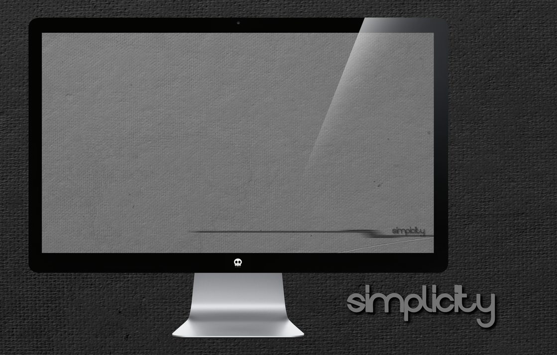 simplicity wallpaper by miguelsanchez666