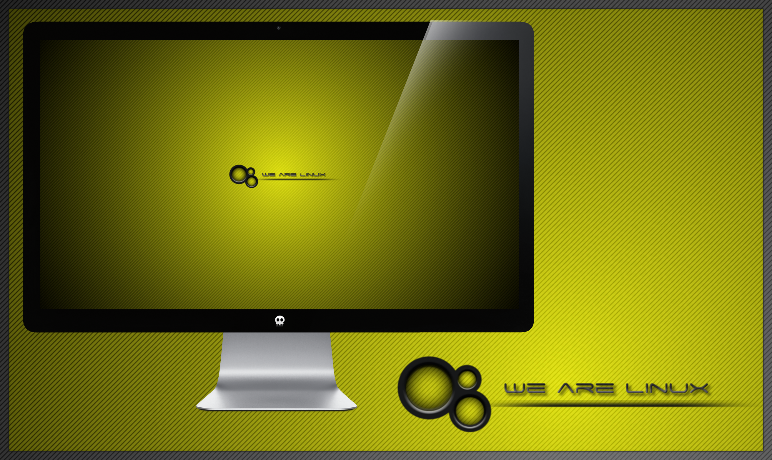 We are Linux by miguelsanchez666