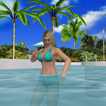 Pretty Sonya: Modest Bikini (Update)