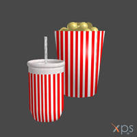 Movie Theatre Props by KoDraCan