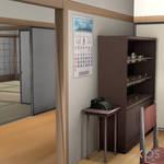 House (MMD Convert)