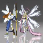 Digi-Angels (Pack)