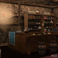 Medieval Tavern by KoDraCan