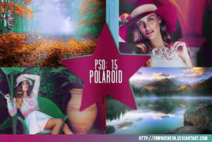 PSD 15: Polaroid by fawngeneva