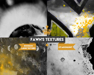 Large Texture Pack #3: Moonlight by fawngeneva