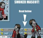 Smoker Shimeji