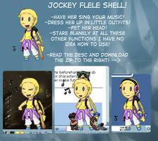 Jockey FLELE by zarla