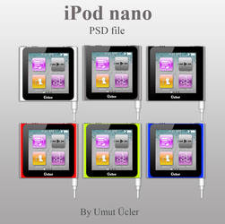 iPod nano touch, Apple