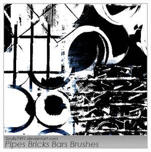 Pipes, Bricks, Bars