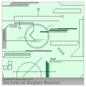 Technical Shapes