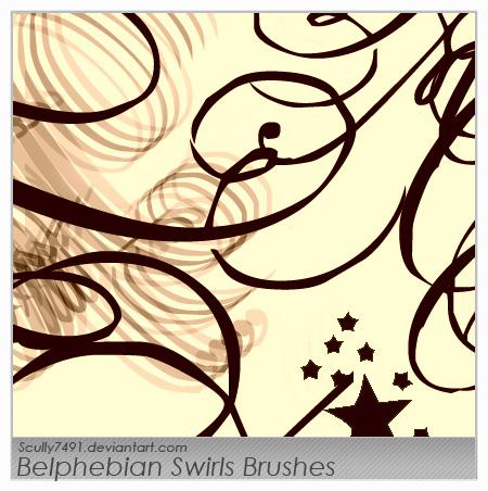 Belphebian Swirls