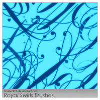 Royal Swirls by Scully7491
