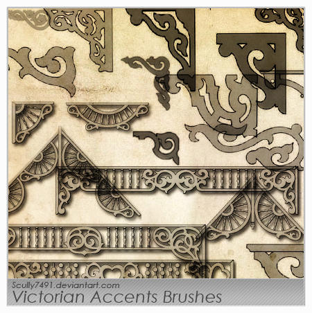 Victorian Accents by Scully7491 ...