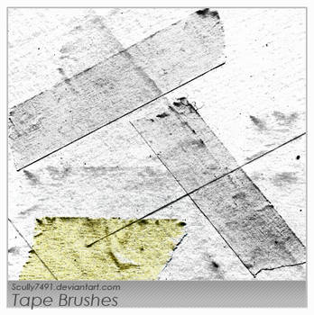 Tape Brushes by Scully7491