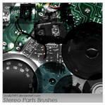 Stereo Parts Brush