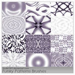 Funky Patterns Brushes
