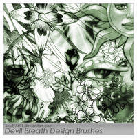 Devil Breath Designs Brushes by Scully7491