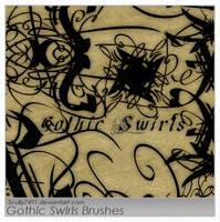 Gothic Swirls by Scully7491