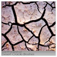 Desert Cracks Brushes by Scully7491