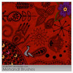 Mehandi Designs Brushes