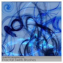 Fractal Swirls Brushes