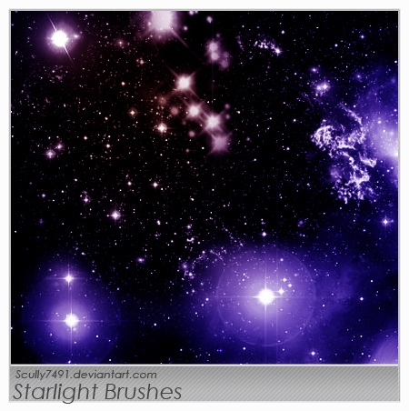 Starlight Brushes by Scully7491
