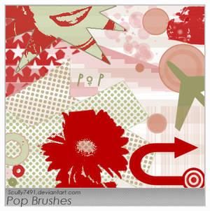 Pop Art Brushes