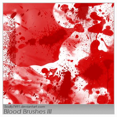 Blood Brushes III