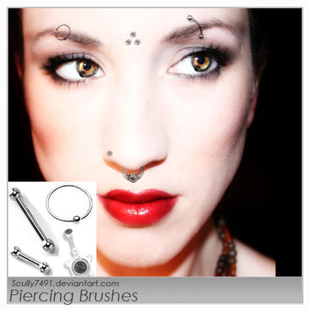 Piercing Brushes by Scully7491