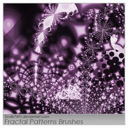 Fractal Patterns brushes
