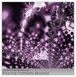 Fractal Patterns brushes