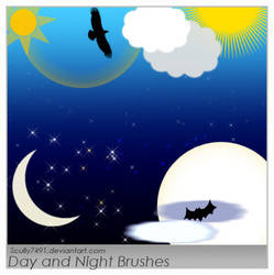 Day and Night Brushes