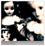 Doll Brushes