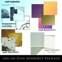Icon Resource Pack by Scully7491