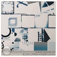 Icon Brushes Version Gimp