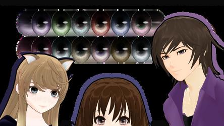Eye textures DL by raiko09