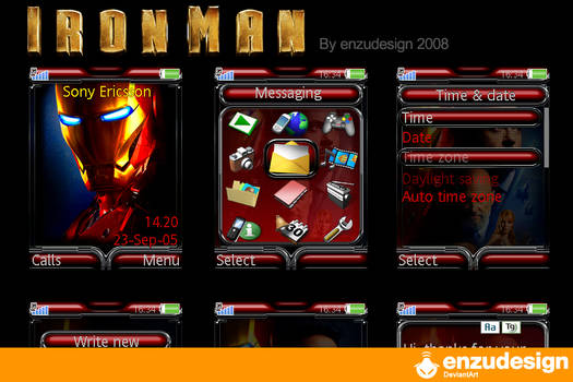 IRONMAN by enzudesign 2008