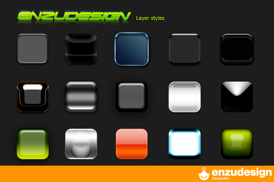 Style Pack enzudesign 2008
