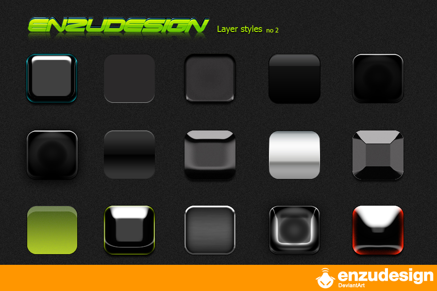 Style Pack 2 enzudesign 2008