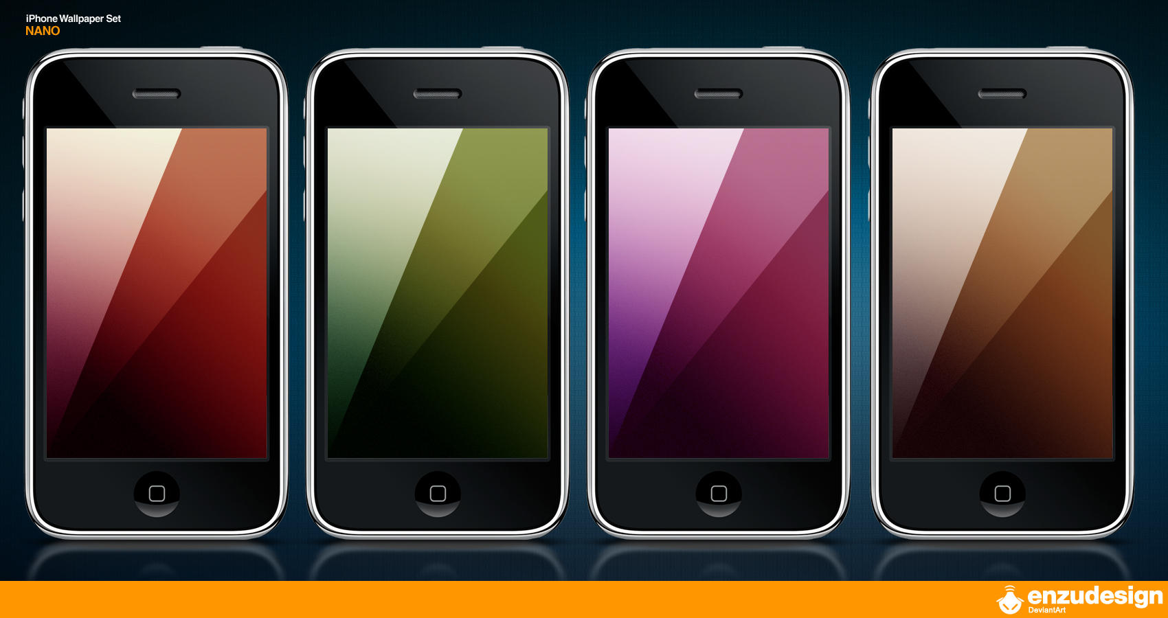 Nano for iPhone by EnzuDes1gn