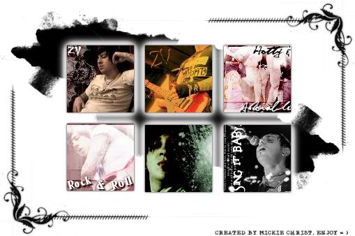 Zacky Vengeance Icon Pack by poisonedXlips