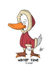Winterduck3