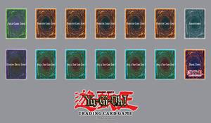 Yu-Gi-Oh Playmat Template by l33tmeatwad