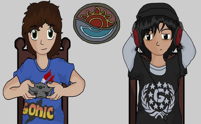 dismotron juega sonic unleashed 2 by VikiFangirl