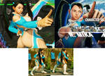 R. Mika with Black Hair
