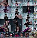 Tekken 7 Eliza with no horns mod